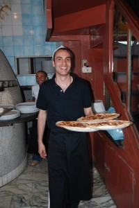 Pizza server Napoli