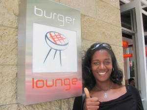 Thumbs Up Burger Lounge