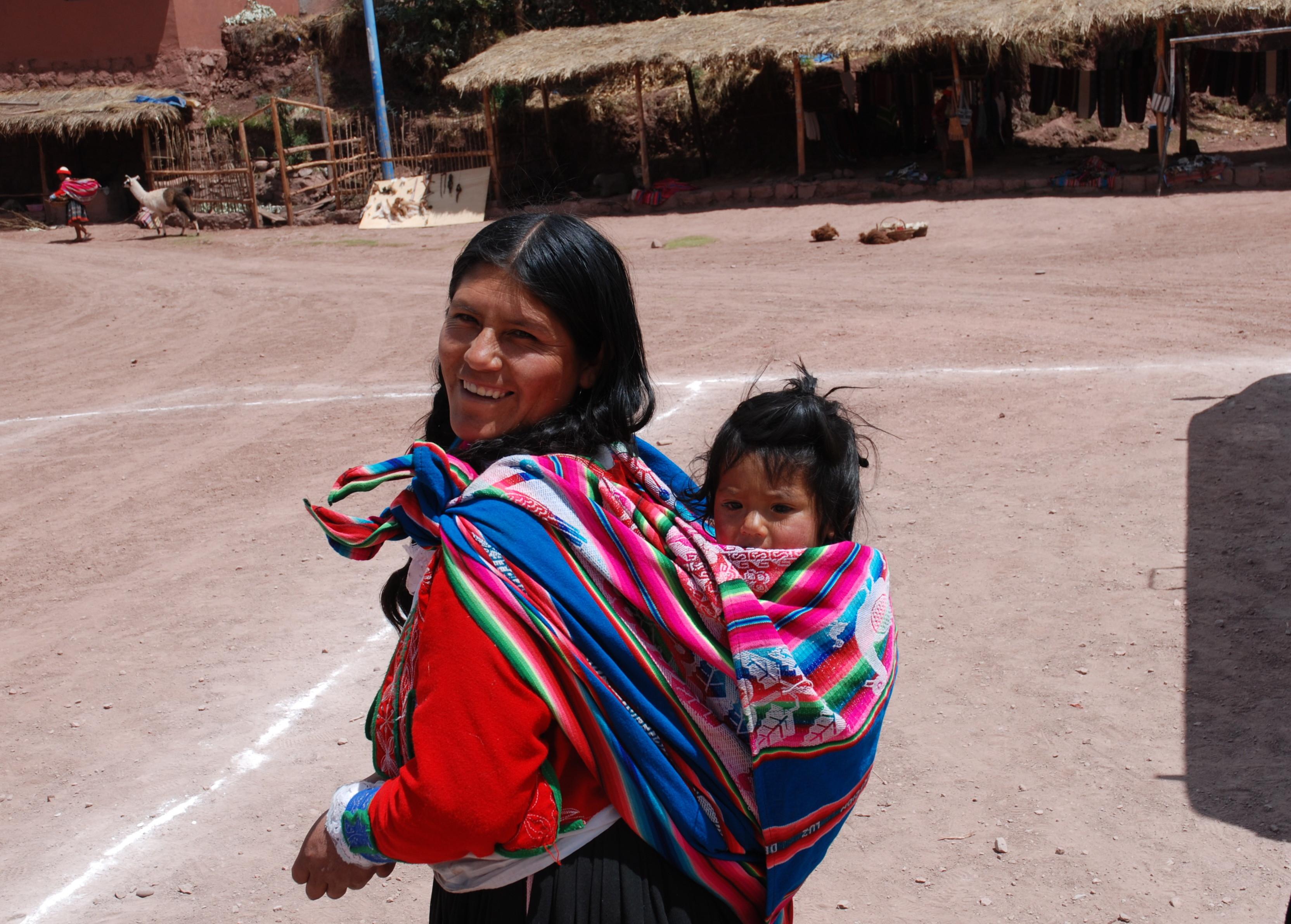 Peru Mom