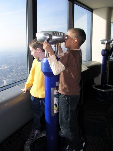CN Tower Boys