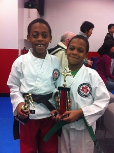 karate champs