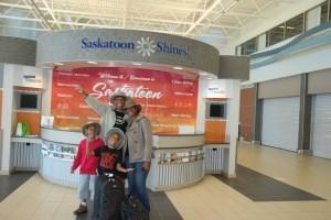 Welcome to Saskatoon
