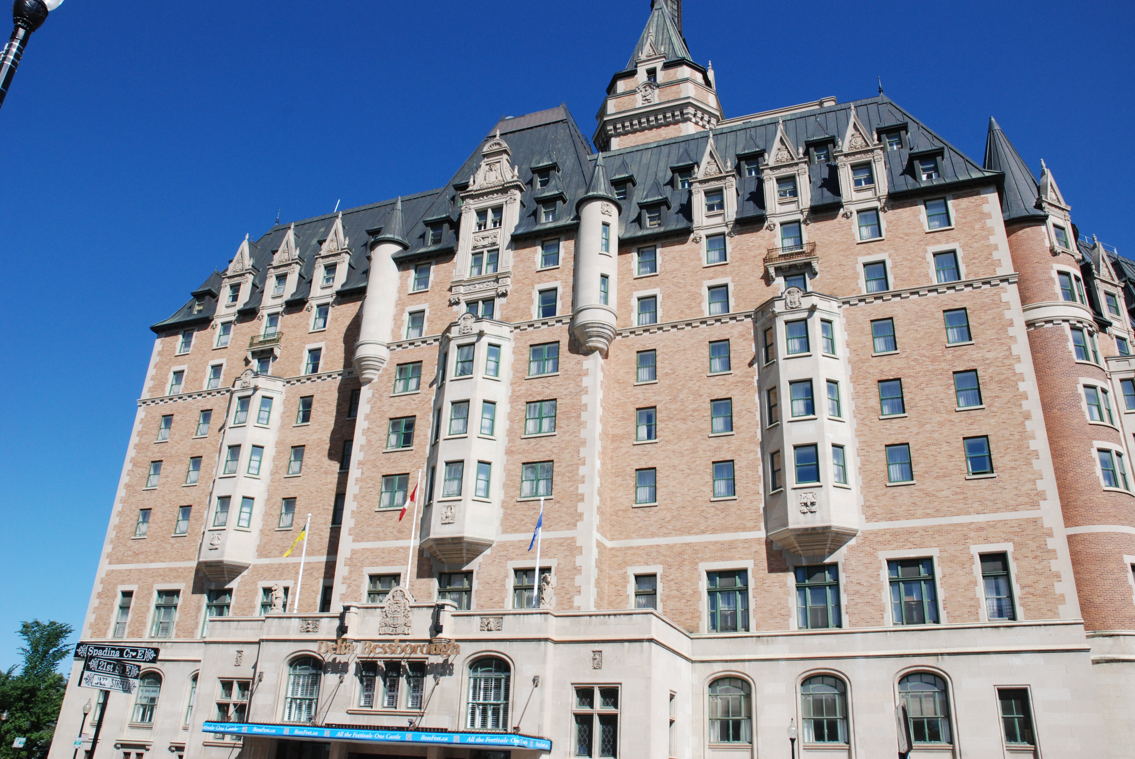 Bessborough Hotel Delta Bessborough Hotel