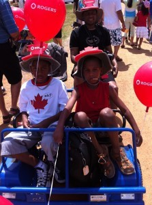 canada day dune buggy