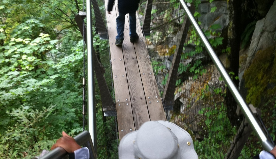 bridge leap of faith