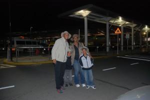 tilley arrive argentina