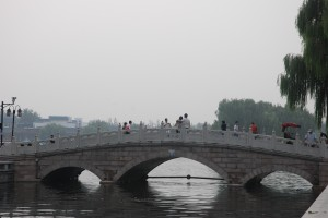 Bridge in Beijing