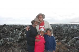 On Iguana island