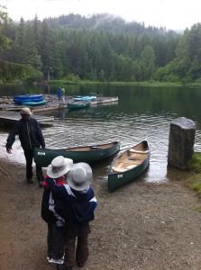 tilley canoe