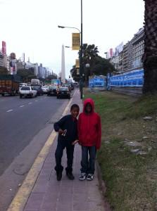 boys obelisco