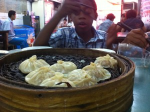 Dumplings in the Muslim Quarter