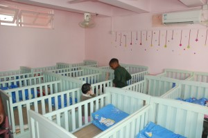 cribs orphanage shanghai