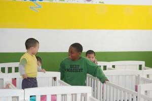 giggling orphanage