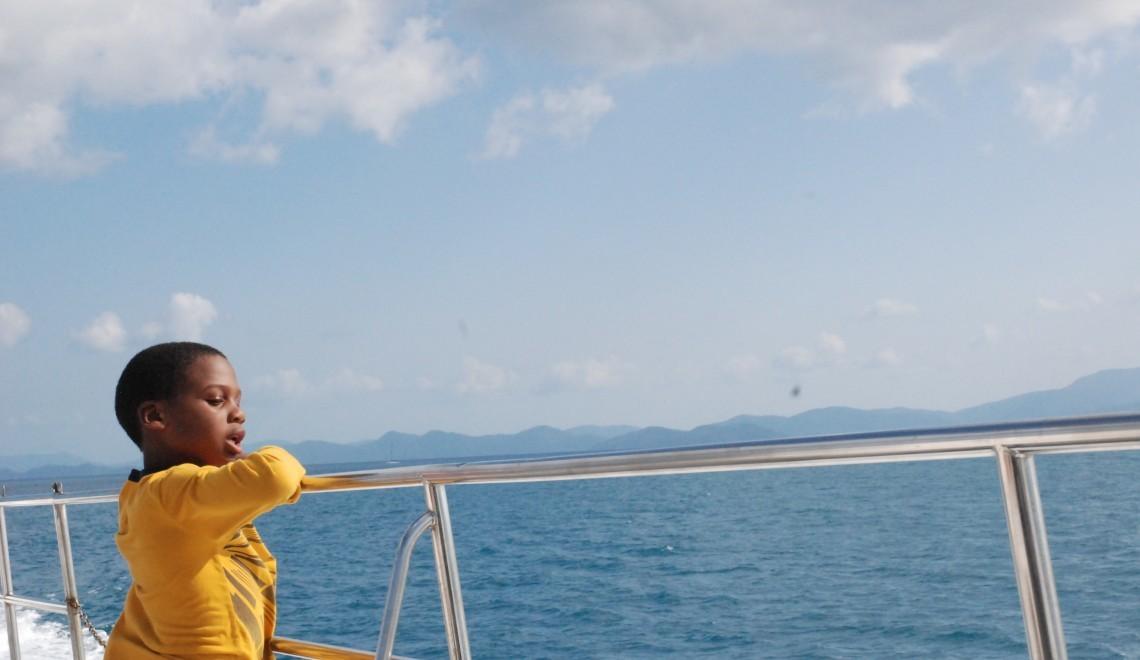cam at sea