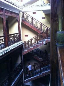 inside Hidden Villa
