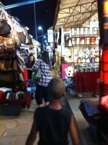 night market thai