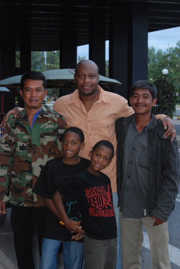 Friends in Cambodia Sustainable Travel