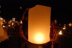 lighting lantern thailand