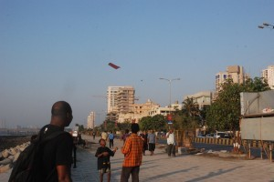 Kiteflying Four Seasons Mumbai