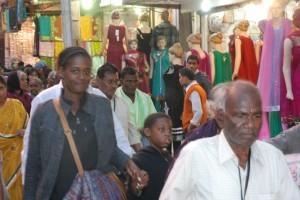 Walking Varanasi