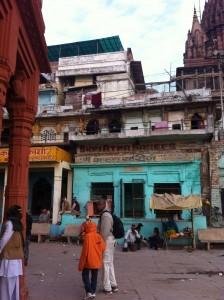 Varanasi streets