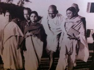 gandhi last walk
