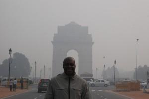 Ish India Gate