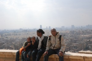 family above cairo