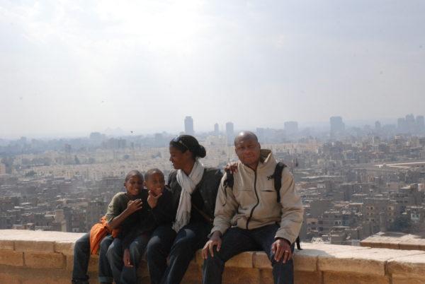 family above cairo