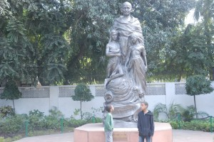 Gandhi children India