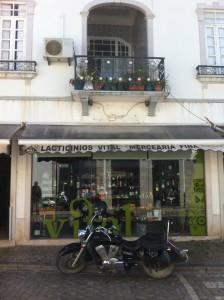 Tavira shop