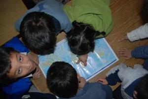 Kids Argentina Map
