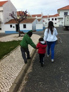 walk algarve