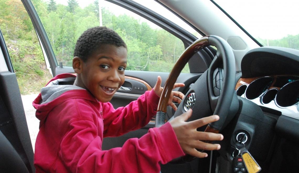 Cam Driver Enclave