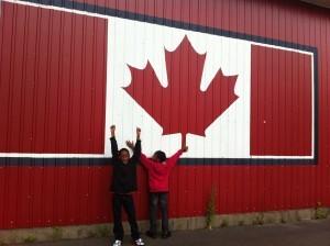canada love boys