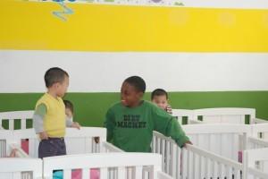 Ethan Orphanage Shanghai