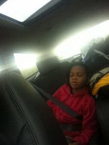 comfortable Buick Enclave 2012