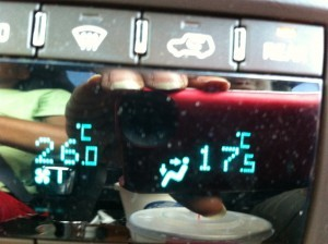 different temp controls buick enclave 2-12