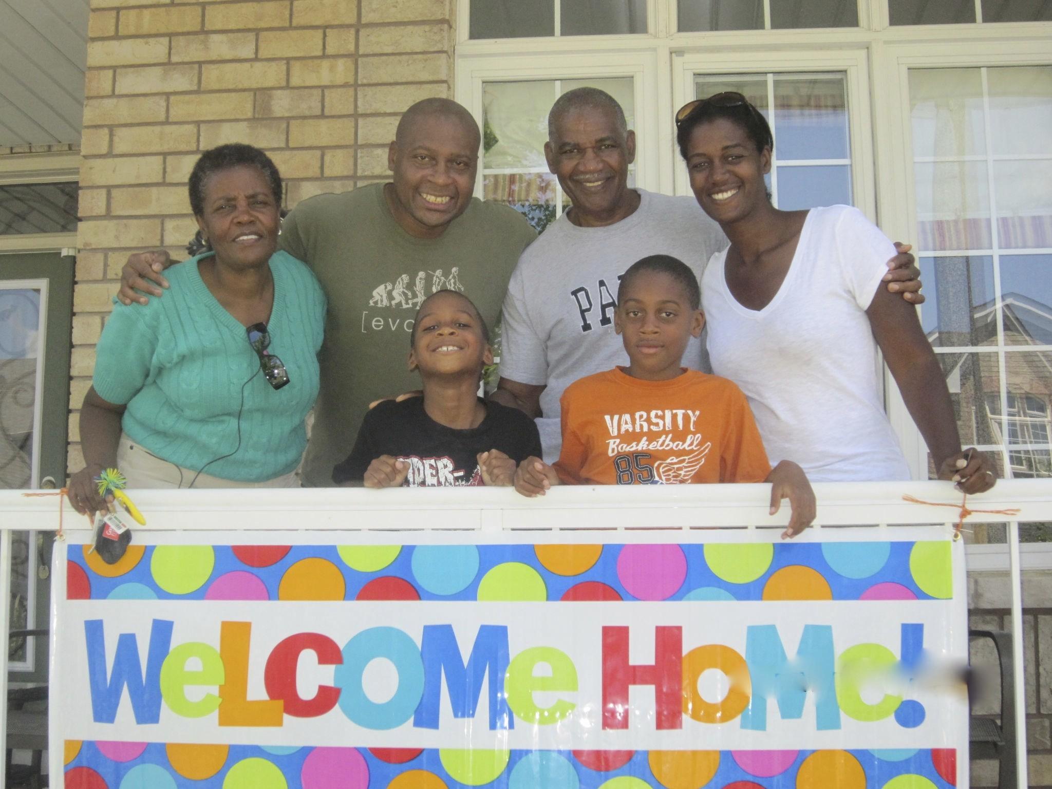 home again 2012