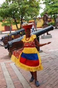 Colombian Mama