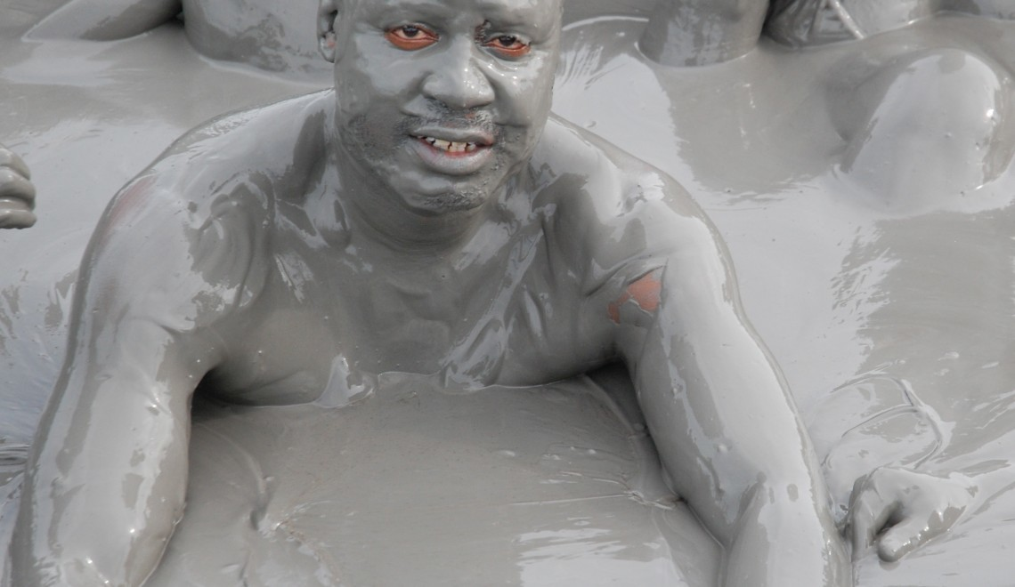 ish mud volcano colombia