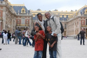 Together in Versailles