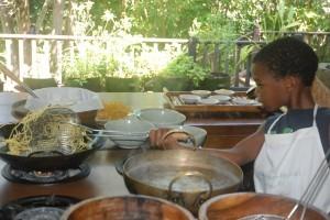 thai cooking cam