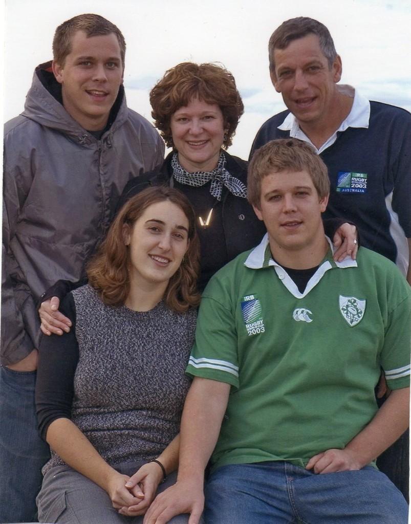 Family Portrait: Reids