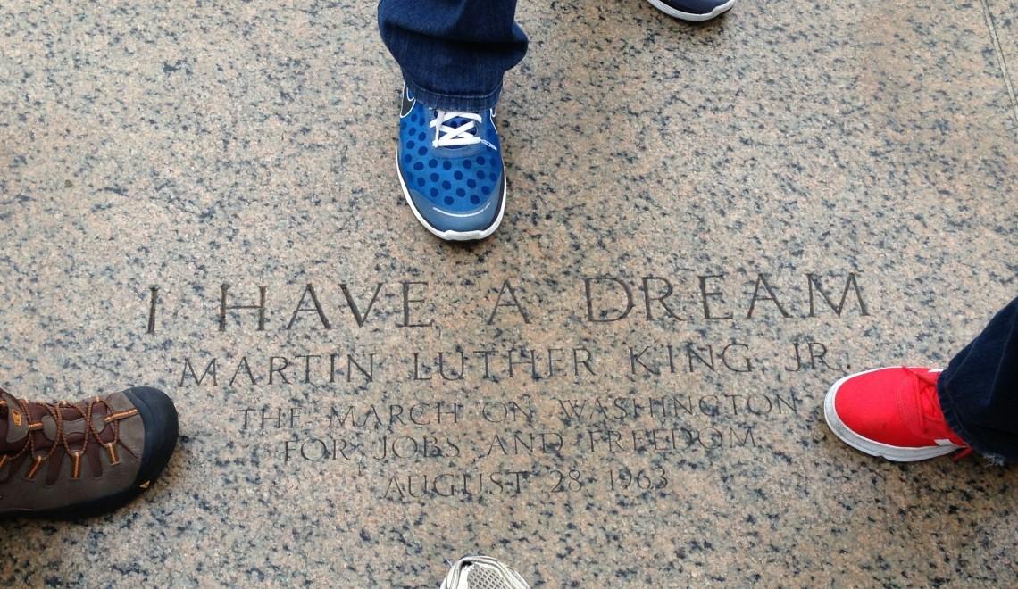MLK Footsteps