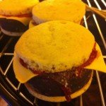 Burger anyone? cakes, jams and brownies!