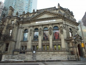 Hockey Hall of Fame  byline: Doug Brown Courtesy of Tourism Toronto