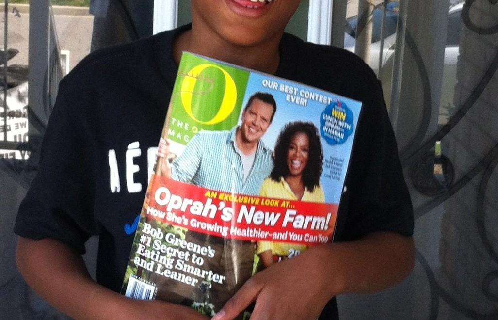 E & Oprah