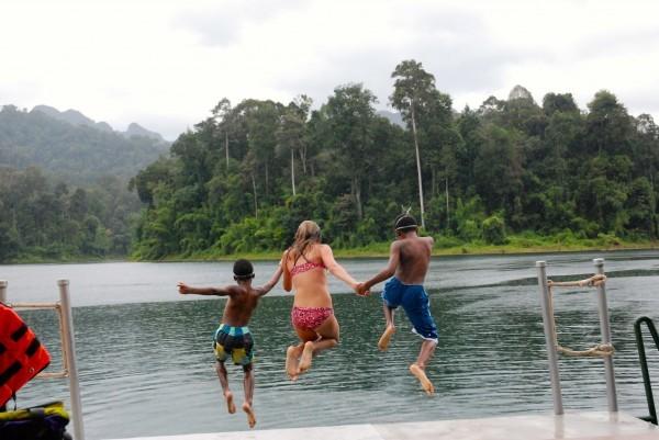 Jumping Thailand