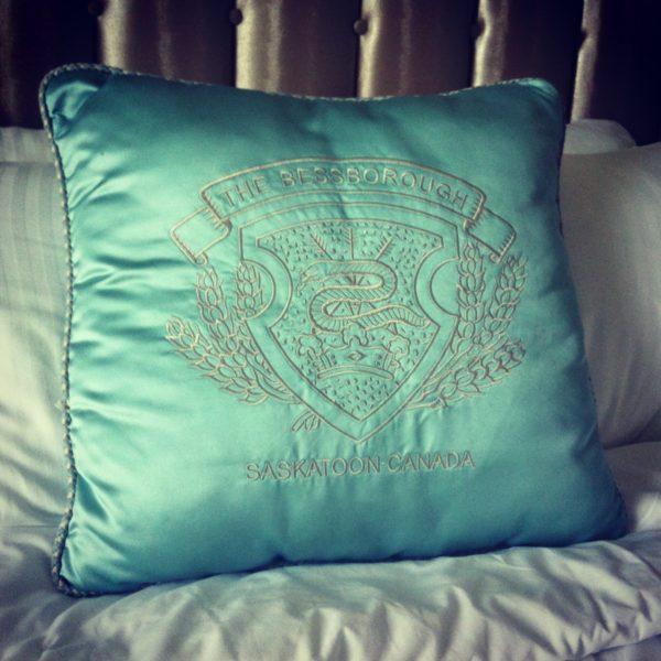 bessborough pillow